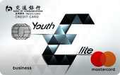 交通银行Youth Elite 优逸白信用卡