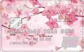 兴业桃花信用卡